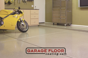 Epoxy Garage Floor Coating Illinois One Day System