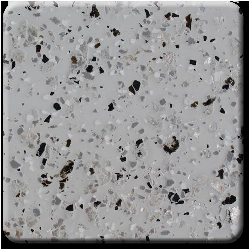 Granite - Diamond Effects